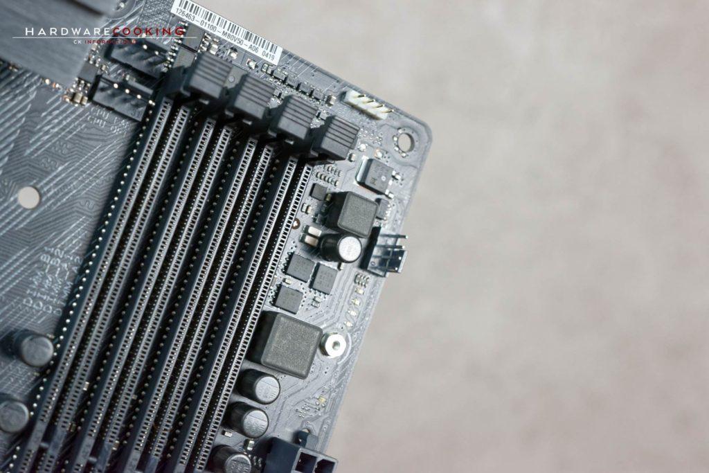 Test carte mère ASUS ROG STRIX Z370-F GAMING