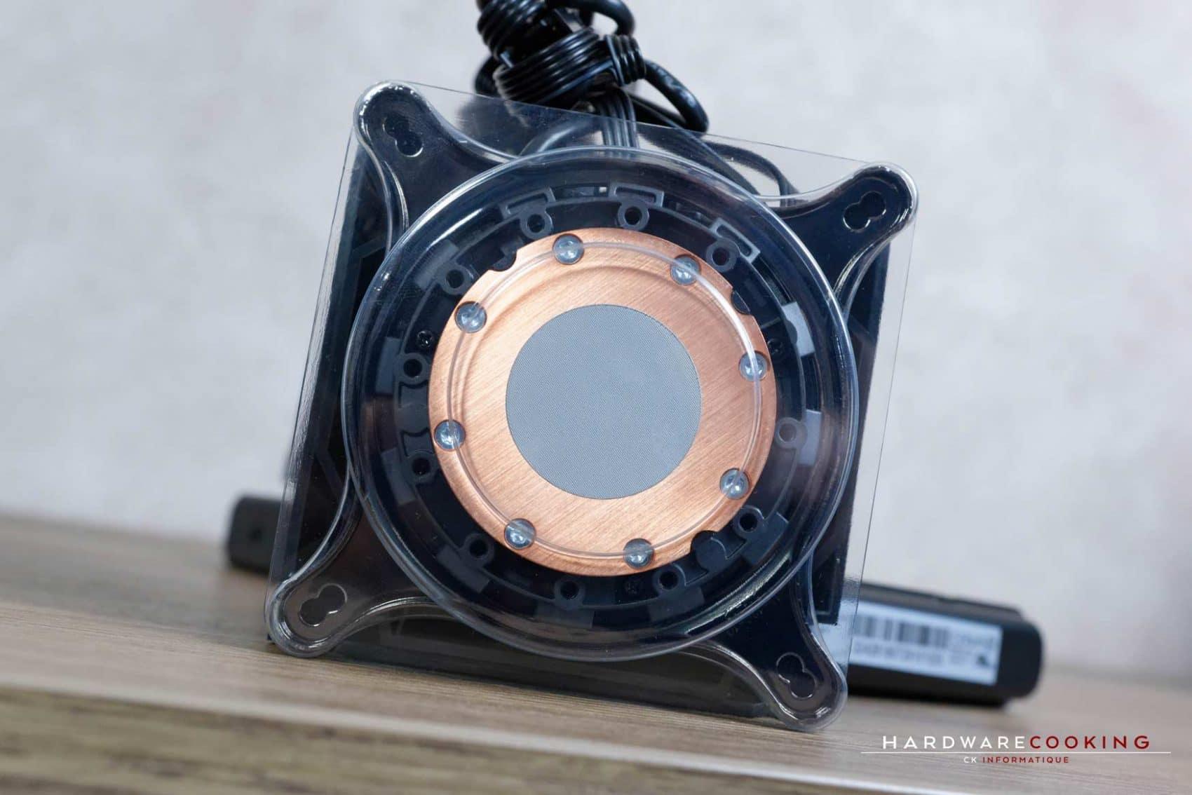 Test watercooling AIO ASUS ROG RYUJIN 240