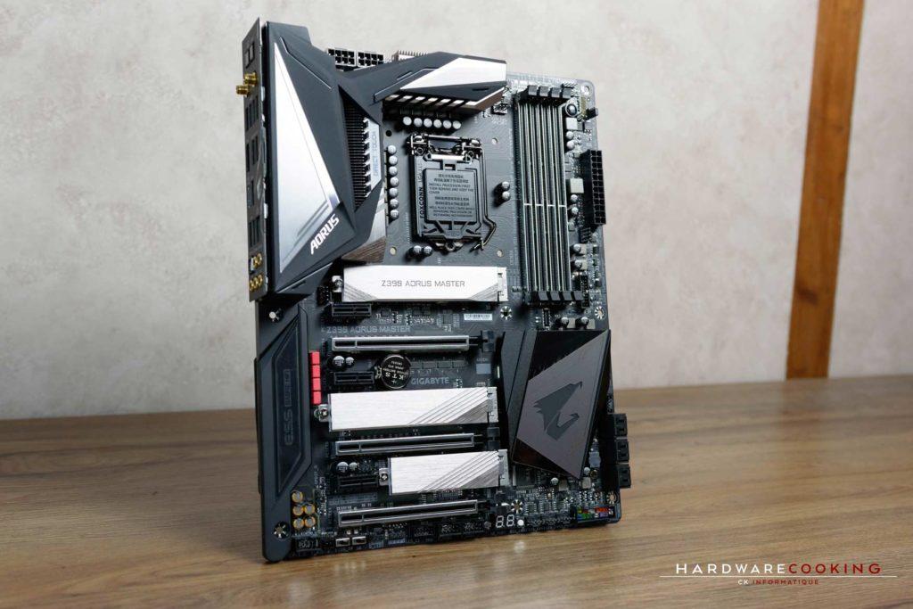 mise à jour des BIOS carte mère GIGABYTE série 300 processeur Intel 9è génération