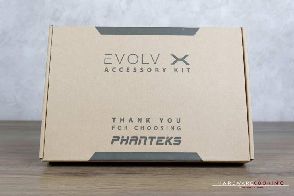 Test boîtier Phanteks Enthoo Evolv X