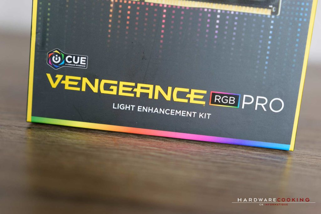 Corsair Vengeance RGB PRO DDR4 Light Enhancement Kit