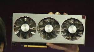 carte graphique AMD Radeon VII