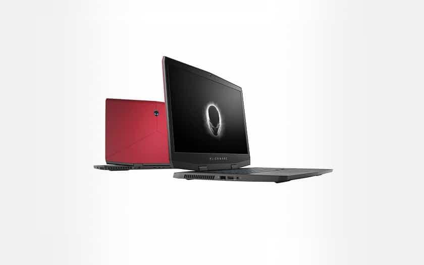 PC portable DELL Alienware m17 2019