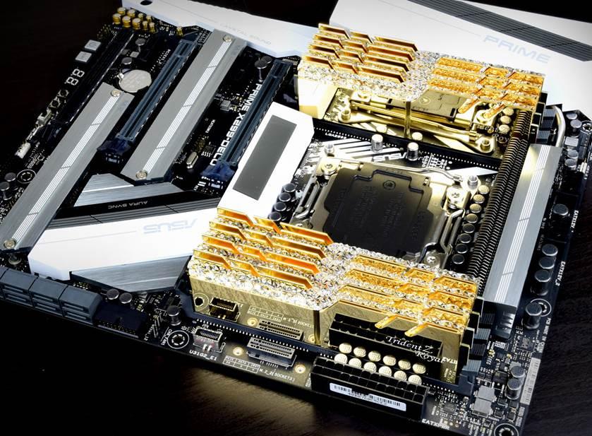 G.SKILL DDR4-4266MHz CL18 64GB.