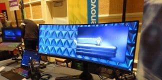 écran Lenovo Legion Y44w