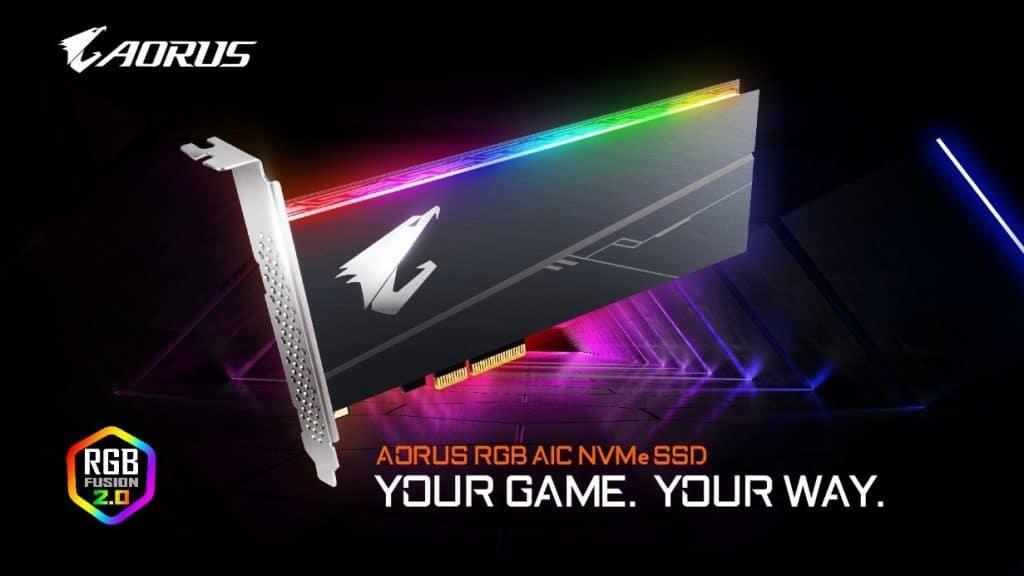 AORUS RGB AIC SSD