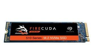 SSD Seagate FireCuda 510 NVME GAMING