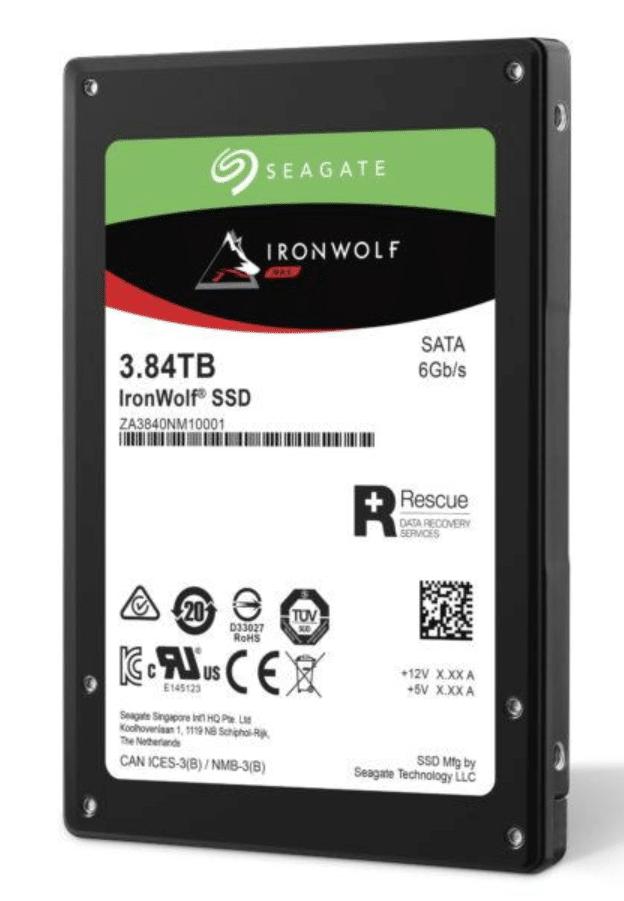 "SSD Seagate IronWolf 2,5"" NAS"