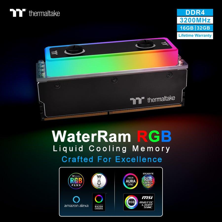 thermaltake RAM WaterRam RGB DDR4