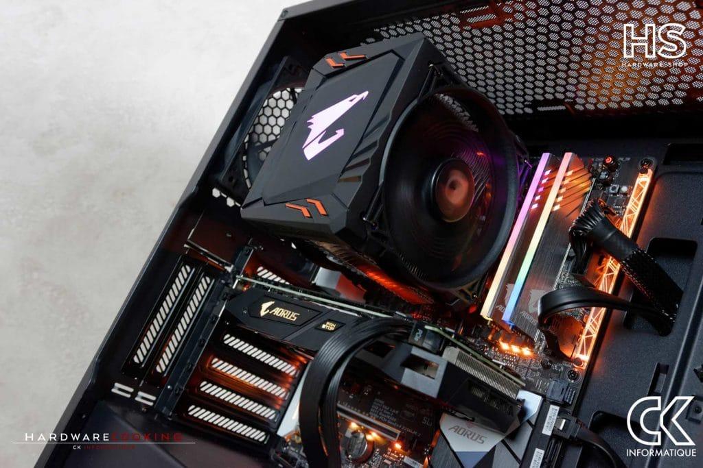 PC client full AMD AORUS