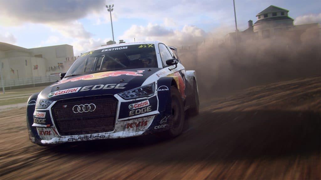 Dirty Rally 2 AMD Radeon Adrenaline 19.2.3