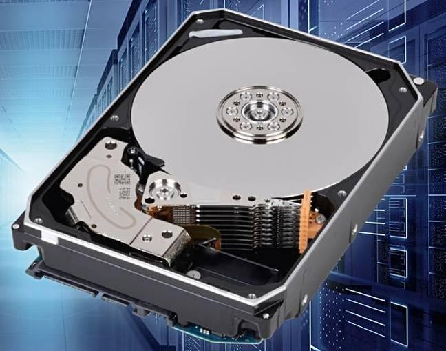 disque dur Toshiba MG08 16 To