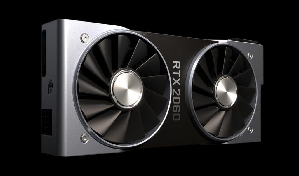 Carte graphique Nvidia Geforce RTX 2060 FE