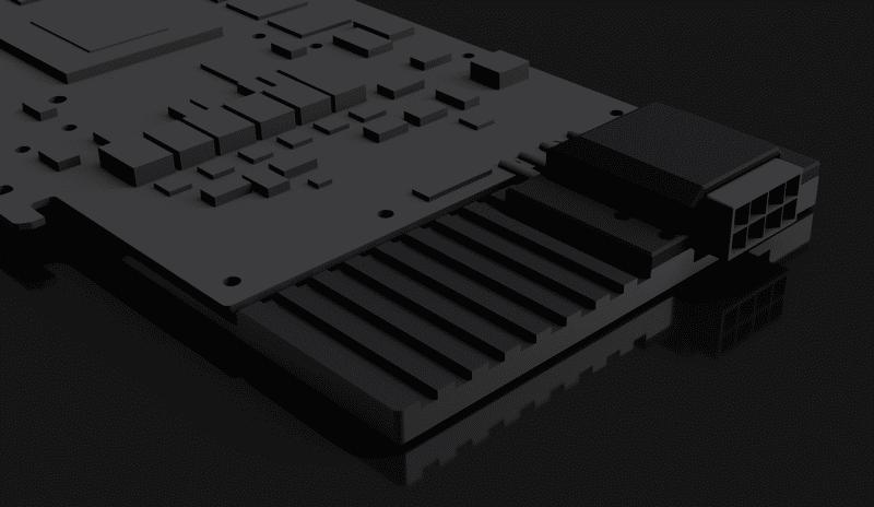 HCM waterblock carte graphique Nvidia Geforce RTX 2060 FE et RTX 2070 FE