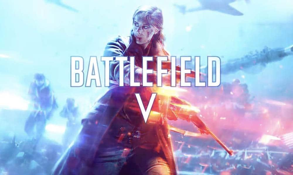 Jeu Battlefield V