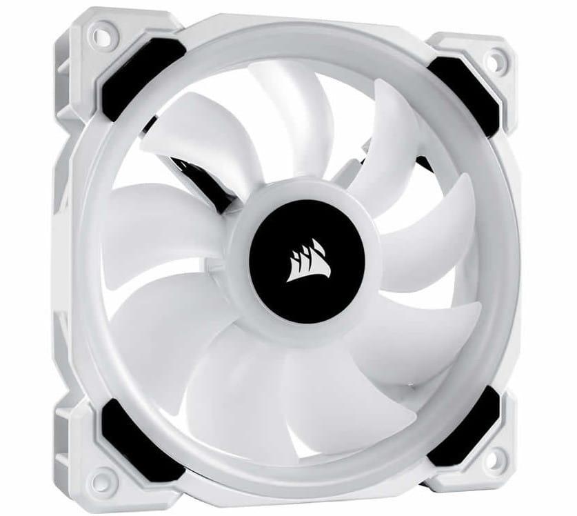 Ventilateur Corsair LL120 RGB White