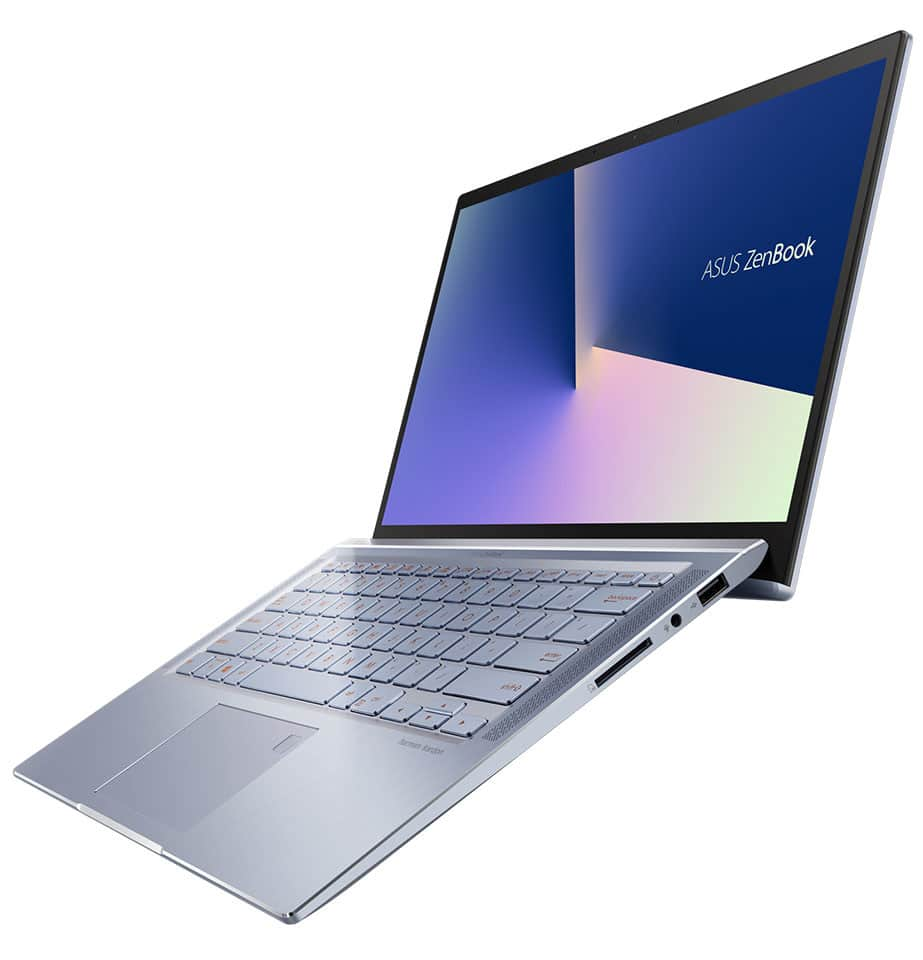 Ultraportable ASUS ZenBook-14 UX431