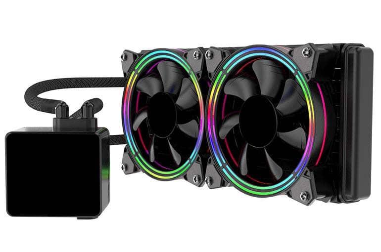 AiO Spire Liquid Cooler