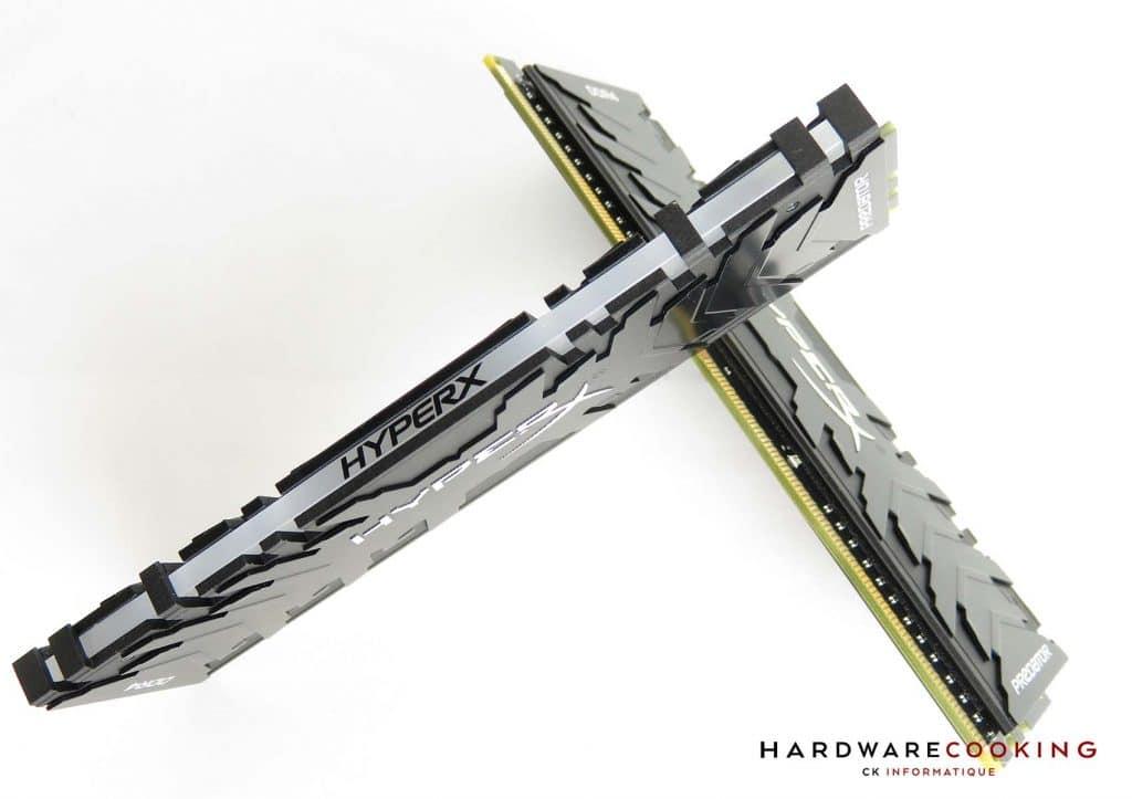 Test RAM HyperX Predator RGB