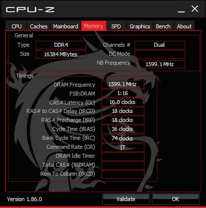 Test HyperX Predator RGB DDR4