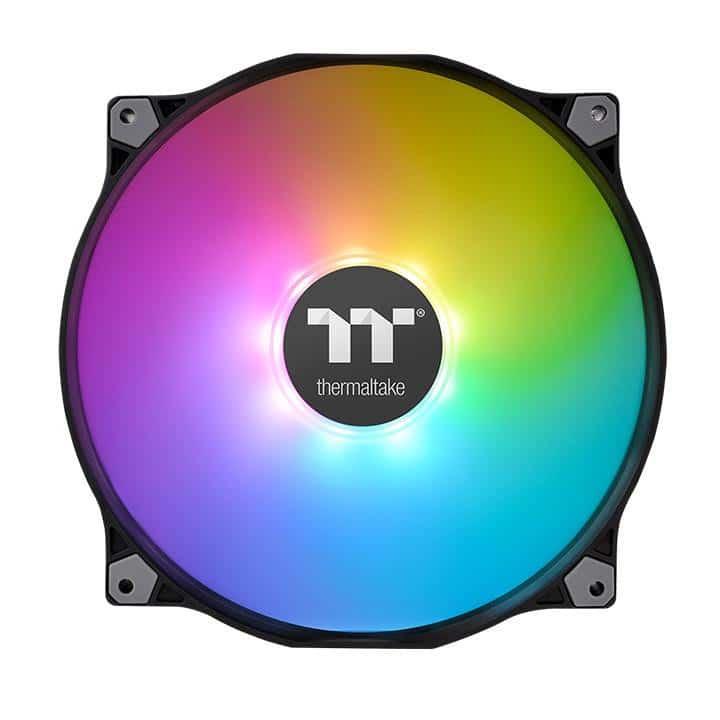 ventilateur Thermaltake PURE 20 ARGB TT Premium Edition
