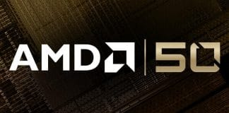 50 ans d'AMD
