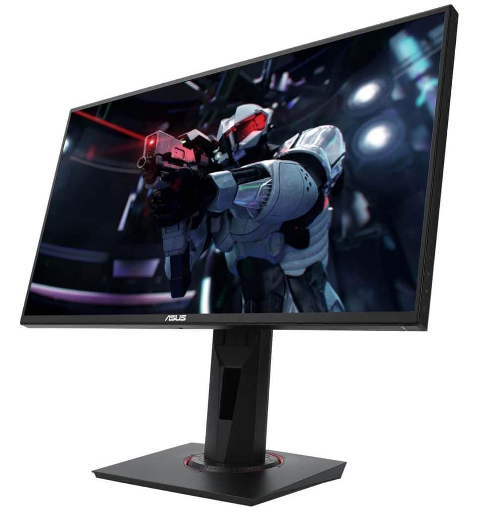écran ASUS VG258QR VG G-Sync