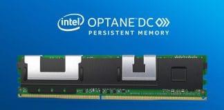 Mémoire Intel Optane Persistant Memory