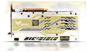RX 590 Nitro+ 50 ans d'AMD