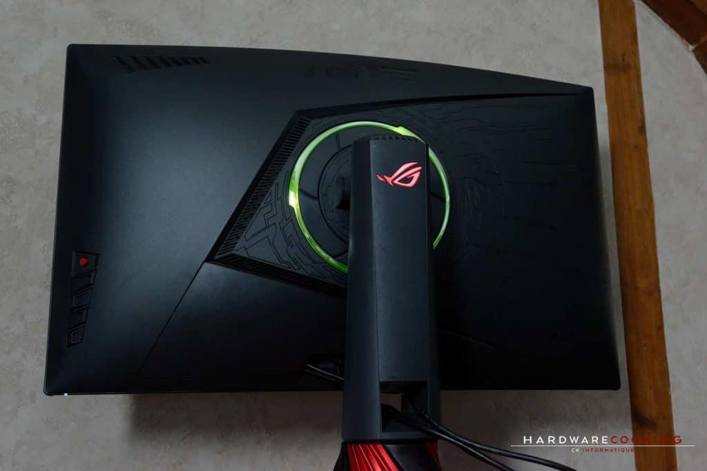 RGB écran ASUS ROG STRIX XG32VQR