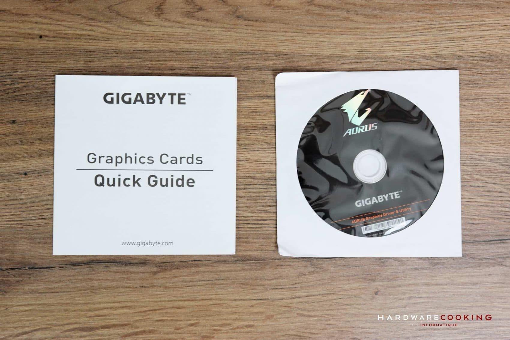 Bundle carte graphique GTX 1650