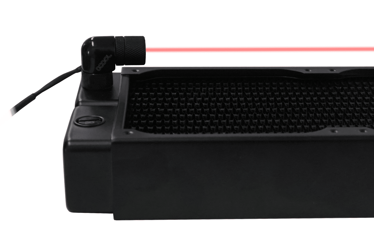 pointeur laser Alphacool pour watercooling custom