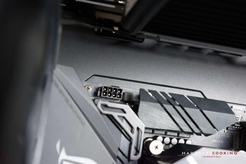 Alimentation CPU 8-pins