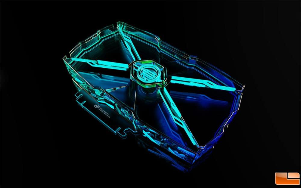 Carte graphique Intel Prometheus Concept Andromeda
