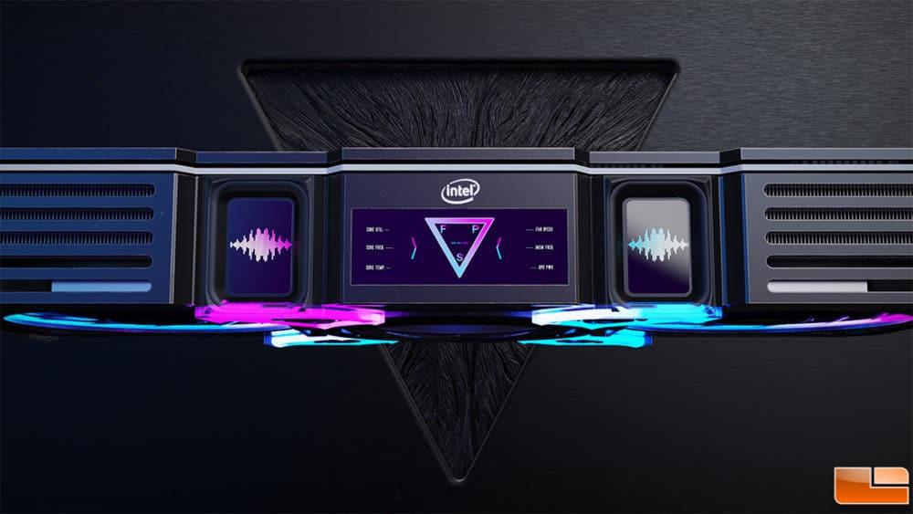 Carte graphique Intel Prometheus Concept