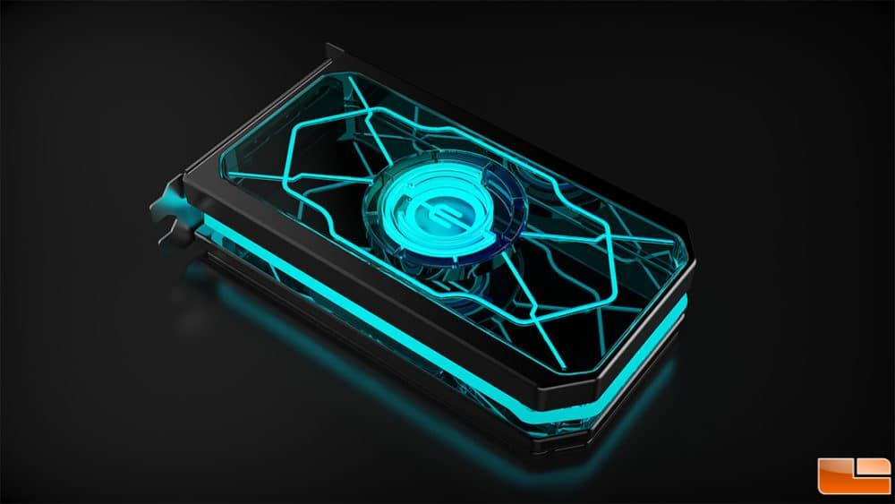 Carte graphique Intel Prometheus Concept Sirius