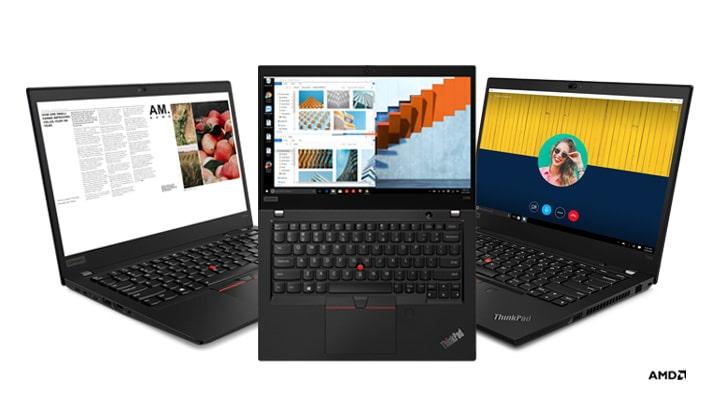 Lenovo Thinkpad avec processeur AMD Ryzen Pro