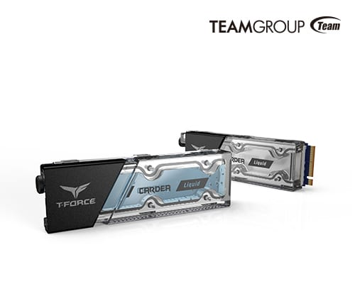 SSD TeamGroup T-Force Cardea Liquid