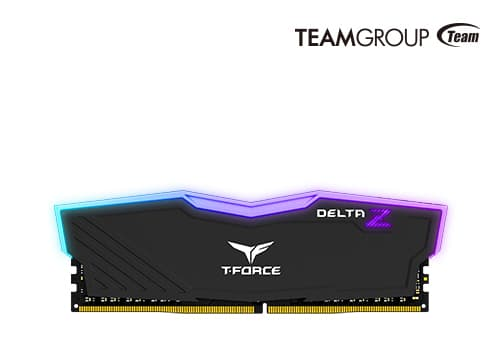 TeamGroup T-Force Delta Z noire