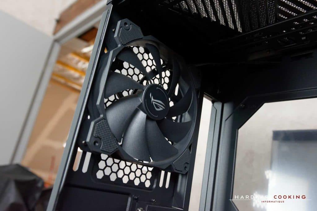 ventilateurs ASUS ROG 140 mm