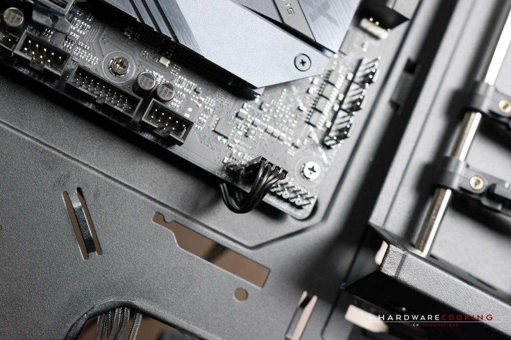 Tuto montage PC branchement du Front Panel