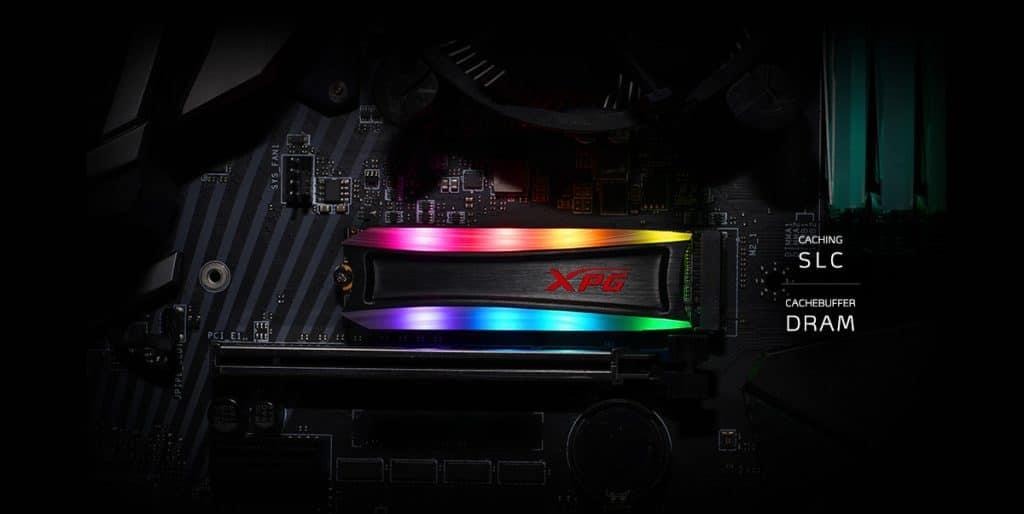 XPG Spectrix S40G RGB