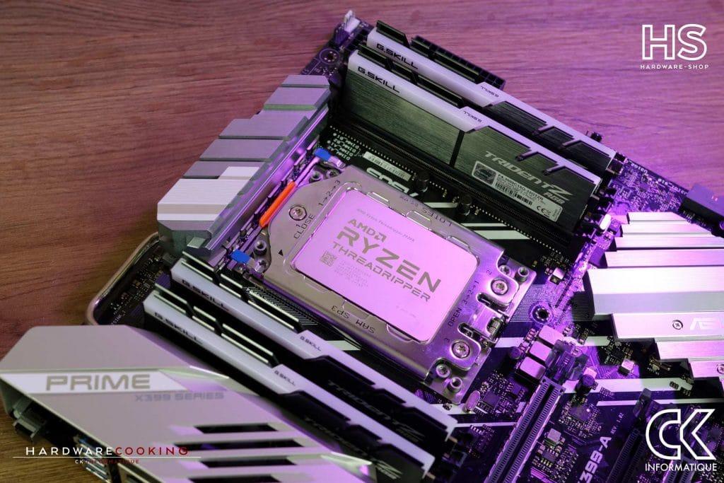 Processeur AMD Ryzen Threadripper 2920X