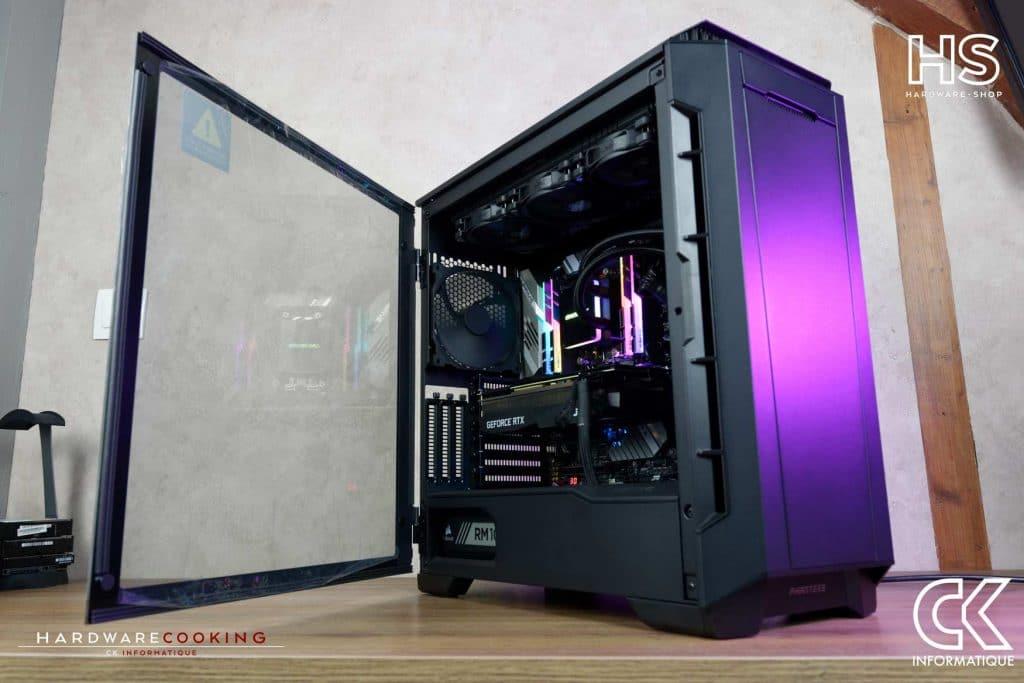 workstation AMD Ryzen Threadripper