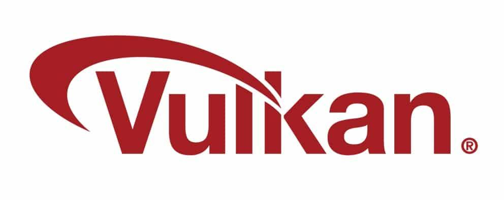 Logo API Vulkan