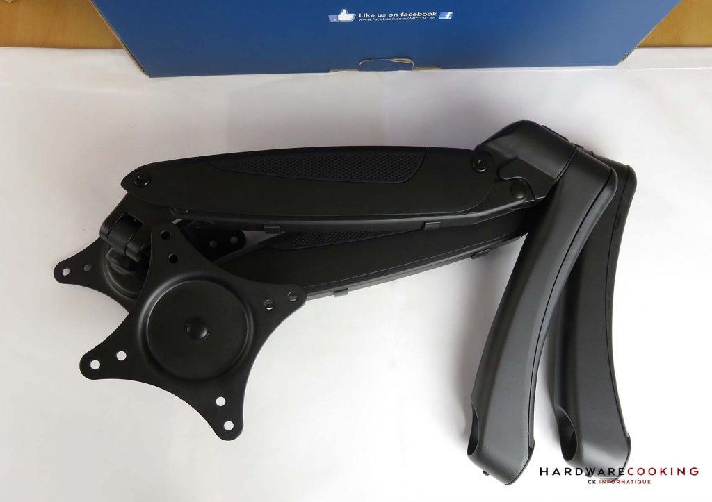 Arctic Z2-3D Gen 3 bras articulés