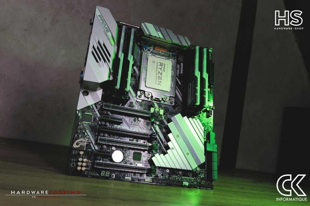 Carte mère ASUS Prime X399-A