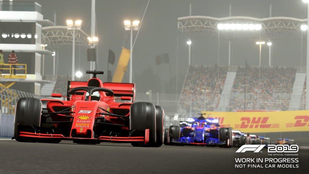 F1 2019 Codemasters