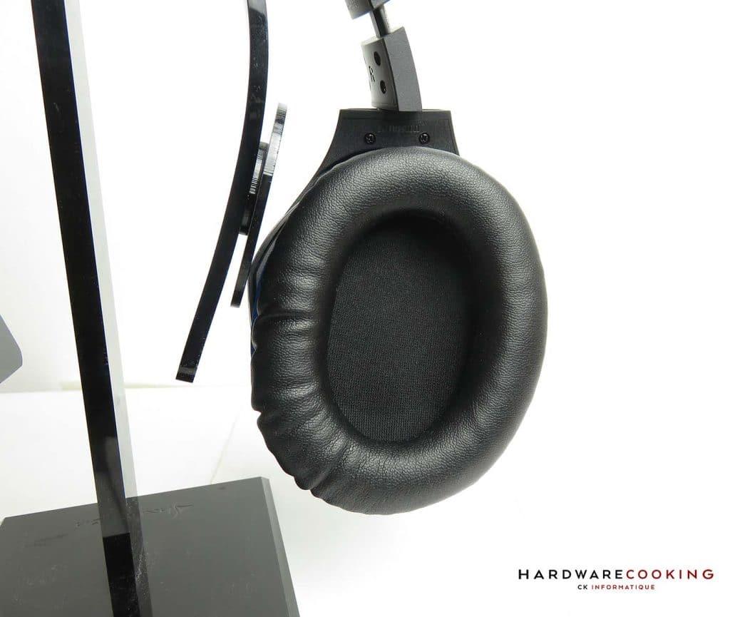 HyperX Cloud Stinger Wireless oreillette