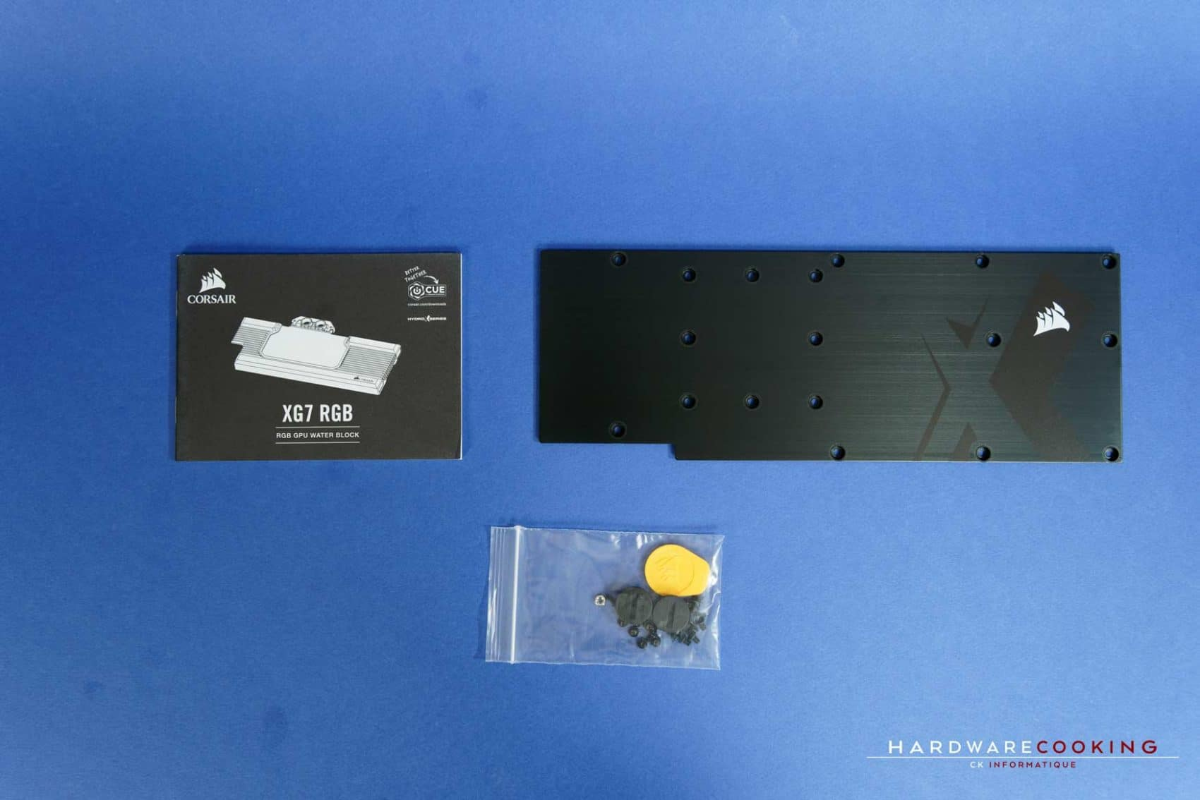 Bundle Corsair XG7 RGB